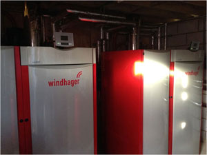 Image of installation at Wingham Wildlife Park - Biomass Phase 1 by Grummant