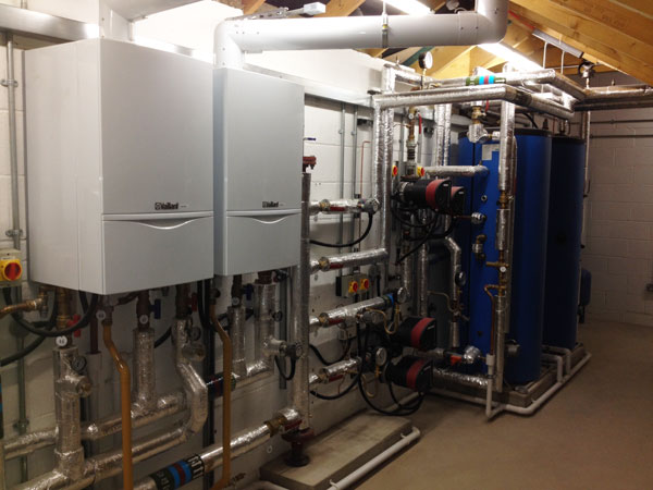 Image of boiler work by Grummant (Heating & Plumbing Services) Ltd.
